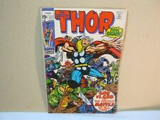 The Mighty Thor 177 June Marvel Comics Vintage Comic Book  T*