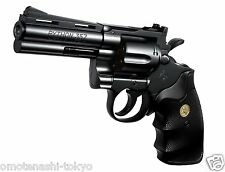 Colt Python 357 Magnum 4 inch Brack Model Air Hop Hand Gun Tokyo Marui Japan F/S