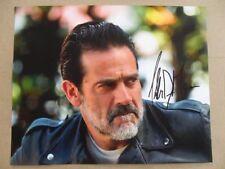 "Jeffrey Dean Morgan Signed -Autographed Photo ""Walking Dead"""