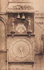 BR67709 wells cathedral clock postcard  uk