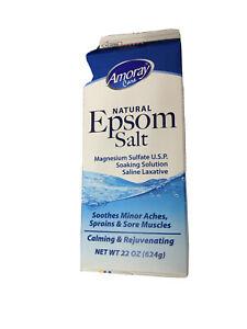 Natural Epsom Magnesium 22oz 624g