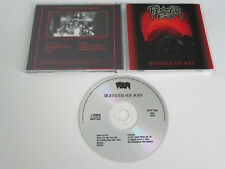 FESTER Winter of Sin CD 1992 VERY RARE OOP DEATH ORIG 1st PRESS on NO FASHION!!!