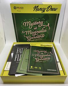 Hunt a Killer Presents Nancy Drew Murder Mystery at Magnolia Gardens Game 2021!