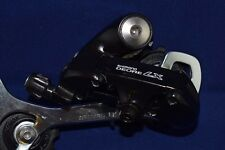 Shimano DEORE LX RD-M565 rear derailleur 8 speed long  black Vintage NOS