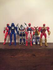 Power Rangers Toy Action Figures Bundle