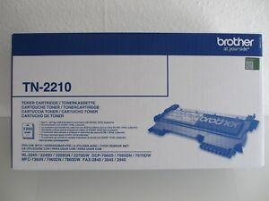 ORIGINAL BROTHER TONER TN-2210  NEUWARE  OVP HL-2270 DW DCP-7070 Fax 2940