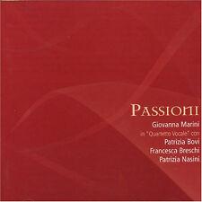 GIOVANNA MARINI - PASSIONI CD NUOVO