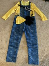 Despicable Me kevin costume Halloween minion Vguc Boys Large