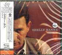 SHELLY MANNE-2 3 4 -JAPAN SHM-CD C94