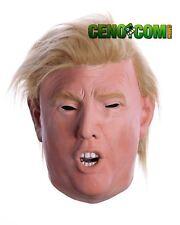 Trump Maske aus Latex. Die Faschingsmaske mit Charakter! Donald Trump Maske NEU