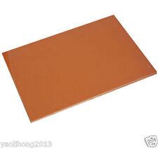 1pcs Bakelite Phenolic Flat Plate Sheet 3mm x 200mm x 200mm