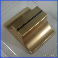 NEW TECHNICS 1200 1210 GOLD GLD LTD PITCH FADER CONTROL KNOB SFKT122-022B