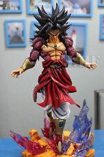 Dragon Ball AF Dragonball Z Goku Super Saiyan 4 Broly Deluxe Figure Resin 36.5cm