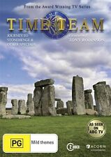 Time Team - Journey to Stonehenge & Other Specials NEW R4 DVD