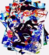 """Blue (Ao No) Exorcist Poster 8pcs/set 16.5""""x11.4"""" Each Randomly Style May Vary!"""