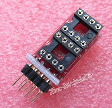 Dual Opamp OP-Amp Adaptor Converter Signal Amplifier Buffer for AD797AN OPA627BP