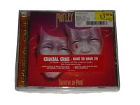 MOTLEY CRUE THEATRE OF PAIN 3985-78009-2 BRAND NEW SEALED CD 1999 MOTLEY RECORDS