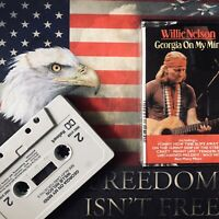 Georgia on My Mind by Willie Nelson Cassette