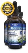 Restavin - Support for Restless Legs | Fast & All-Natural | 3 Bottle Value Pack