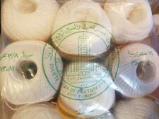 12 Misr Spinning and Weaving Company Tatting Crochet Doilies Thread New Vtg