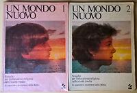 Un mondo nuovo Vol. 1 e Vol. 2 - 1985, SEI - L