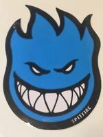 Spitfire Wheels, Ride The Fire, Skateboard Sticker, Street Series#950-10222018