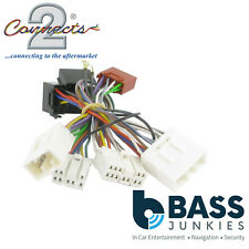Mazda MX-5 1990-2000 Car Stereo ISO T-Harness Adapter Lead CT10MZ01