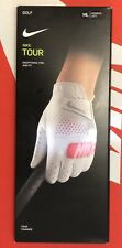 NIKE TOUR Women's Golf Glove Brand New With TAGS and Package LEFT Medium/ Large