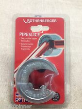 Rothenberger 22mm pipeslice 88802 pipe cutter