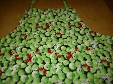 Christmas Brussel Sprout  Adult Apron