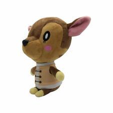 Animal Crossing Fauna S Plush Doll Stuffed toy 21cm Sanei Boeki JAPAN