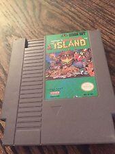 Adventure Island (Nintendo Entertainment System, 1988) NES Cart NE1
