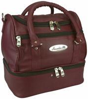 Henselite Sydney Crown Green Bowling 4 Bowls Bag