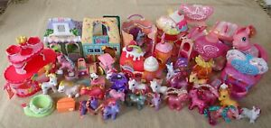 My Little Pony Music Light Twilight Sundae Hot Air Balloon Surf 3 Ponies Bundle