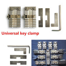 Universal Key Clamping Fixture Part For Car Key Copy Duplicating Cutting Machine