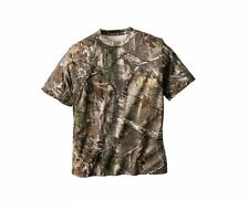 Hunting Zone Short-Sleeve Men's Camo Tee ~ Realtree Camouflage Shirt ~ New