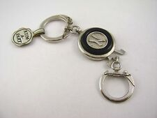 Rare Vintage Keychain by Kum A Part Letter N Initial