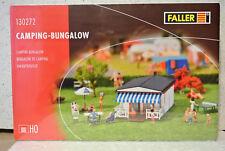 Faller HO Camping  Bungalow NIB