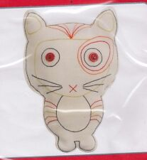 Stitch Me Kitty - cute softie toy kit - Make It by Leutenegger