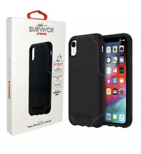 New Griffin Survivor Strong iPhone X XS BLACK Ultra-Protective CASE - USA Free