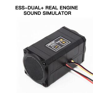 Advanced ESS DUAL Plus Engine Sound Simulator Module For Axial SCX10/SCX10 FN