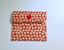Pocket Mirror & Pouch  Floral Ditsy Makeup Purse Gift Party Filler Birthday