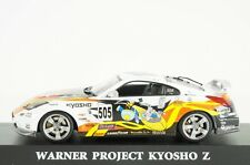 KYOSHO Jcollection 1:43 - NISSAN WARNER PROJECT KYOSHO Z 2010 LOONEY TUNES