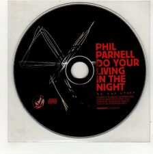 (GG101) Phil Parnell, Do Your Living In The Night - DJ CD