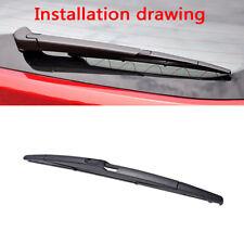 "12"" Rear Window Windshield Wiper Blade For Ford Fiesta Mk7 Focus Mk3 Mondeo"