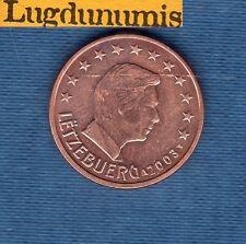 Luxembourg 2003 - 5 centimes d'Euro - Pièce neuve de rouleau - Luxembourg