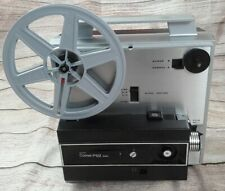 ~Vintage~Comet P122 Dual Cine Projector~Fully working~Bought in 1977~