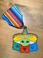 Baby Yoda Star Wars 2020 Fiesta Medal