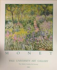Artist Garden at Giverny By Monet