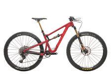 "2017 Santa Cruz Hightower CC XX1 Mountain Bike Medium 29"" Carbon SRAM Fox Ibis"